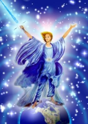 Todas as vezes que uma oração chega até mim, eu sou instruída a modificá-la  com o objetivo de adaptá-la à Nova Espiritualidade e às novas energias ... d8726c8013